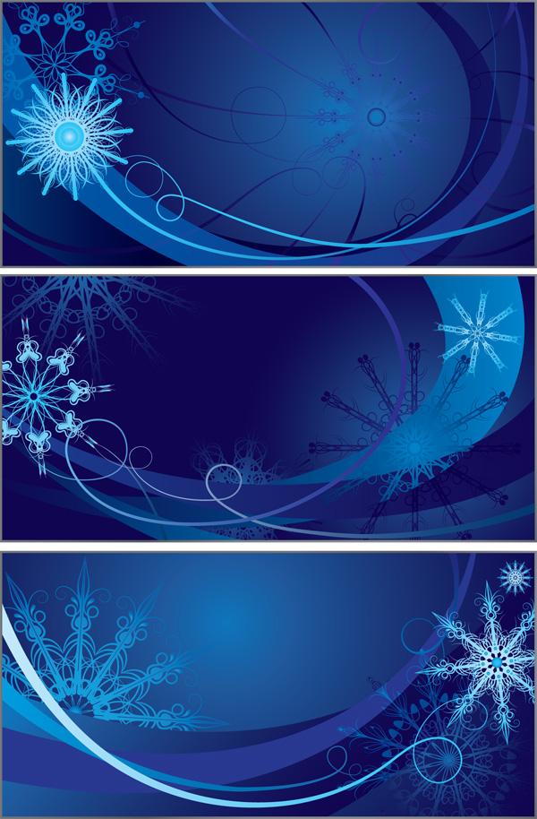 蓝色底纹背景-背景矢量图库-名片之家