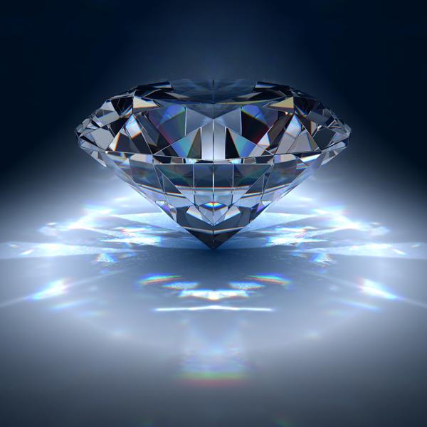 精美的钻石素材