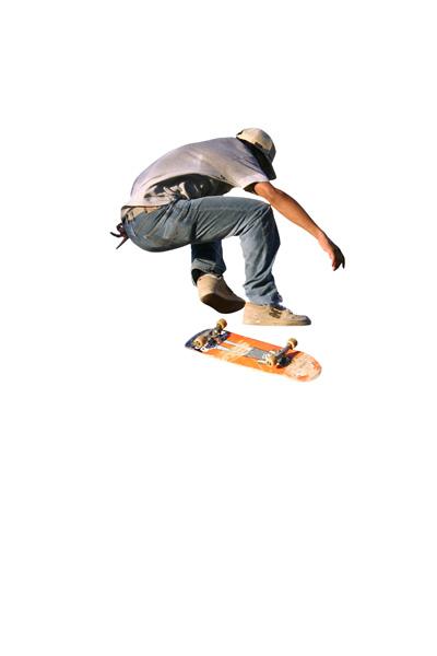 滑板运动图片2-体育运动高清图库-名片之家