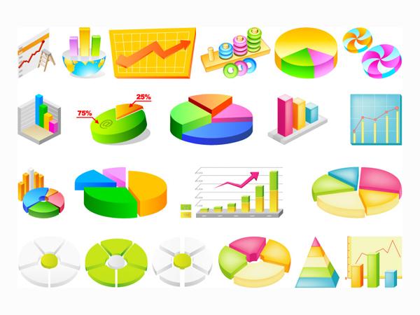 数据分析矢量