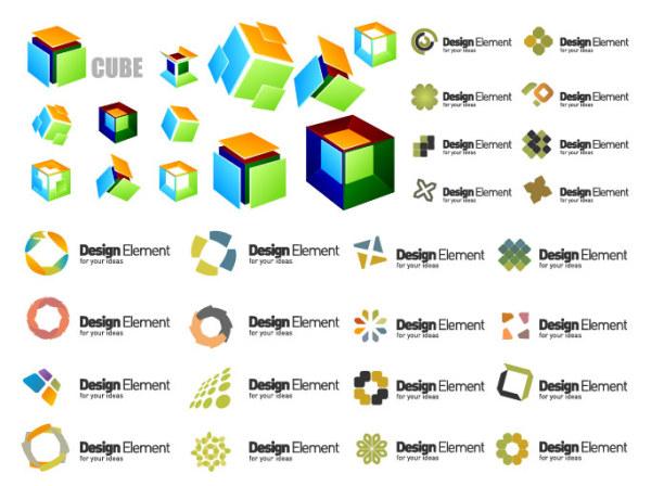 logo图形模板